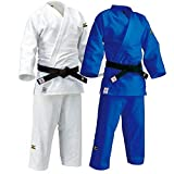 Mizuno Yousho Japan Judo Gi IJF Approved Judogi (White, 1)