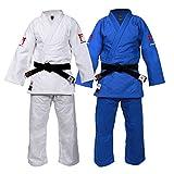 Fighting films Superstar JUDOGI 750G Slimfit White 175cm