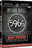Ryan Hall - Back Attacks, New Jiu Jitsu DVD