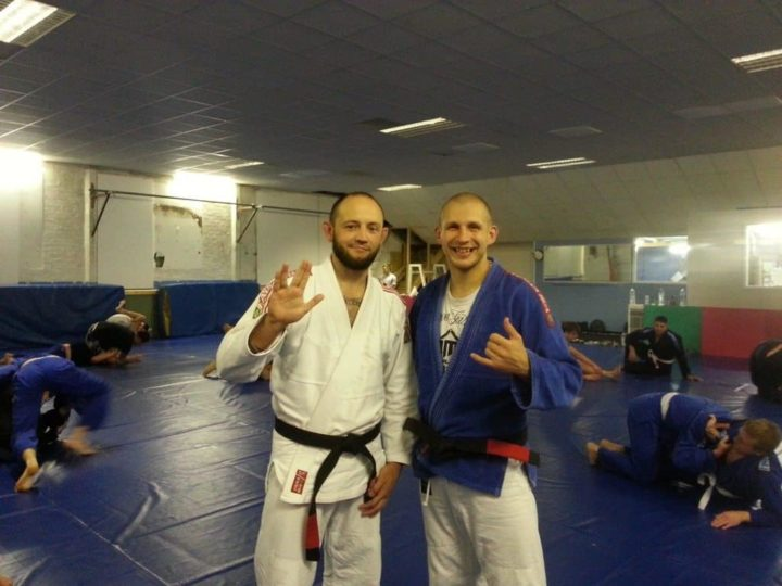 British Black Belts – An Interview with Rob Taylor