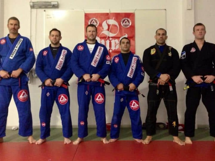 British Black Belts – An interview with James Hodges