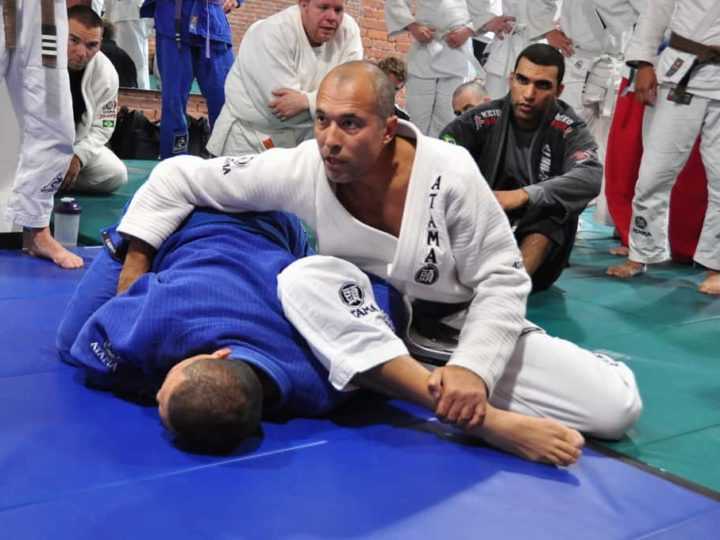 BJJ for Beginners – An A-Z Guide