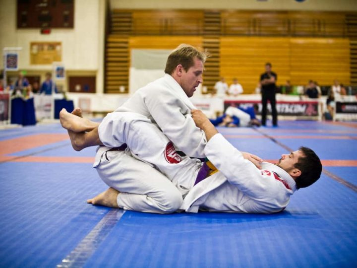 How to prepare for your first bjj competition – Part 2 – The Guard Pull