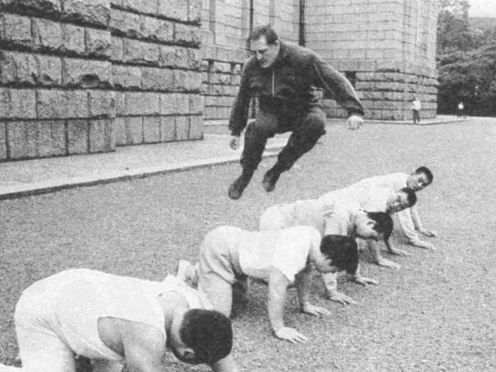 Gotch's Bible Workout  – Your new year's BJJ conditioning sorted