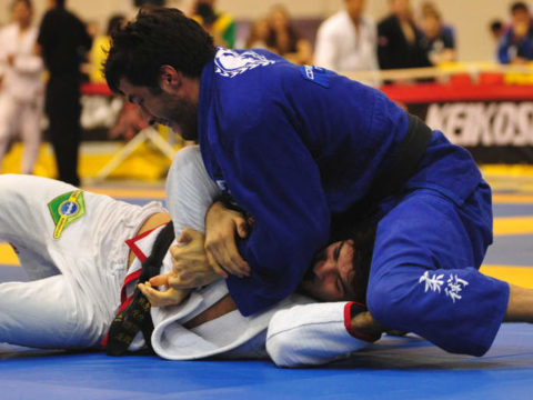Why is that BJJ move called that? A glossary of BJJ names