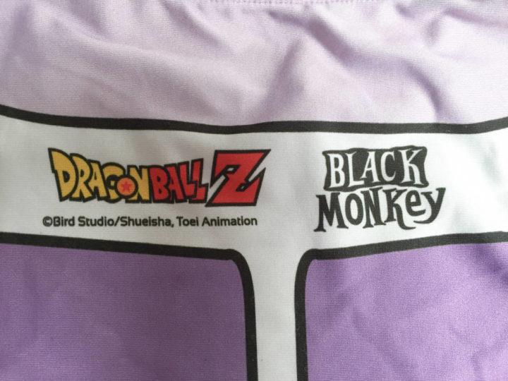 Black Monkey Dragonball Z rashguard review