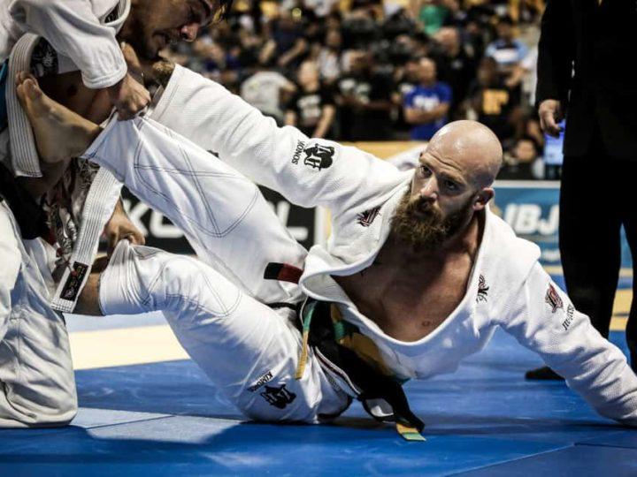 BJJ Grip Fighting: The Basics