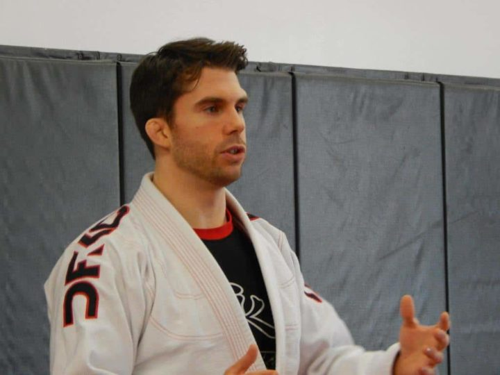 Grappling in your 30s and beyond…