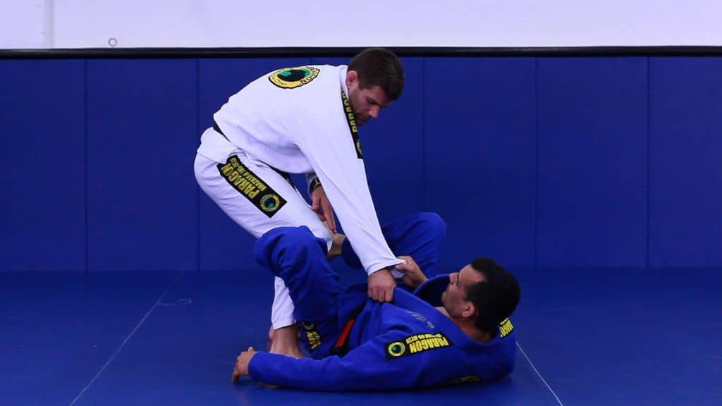 BJJ Techniques - De La Riva Guard | Attack The Back