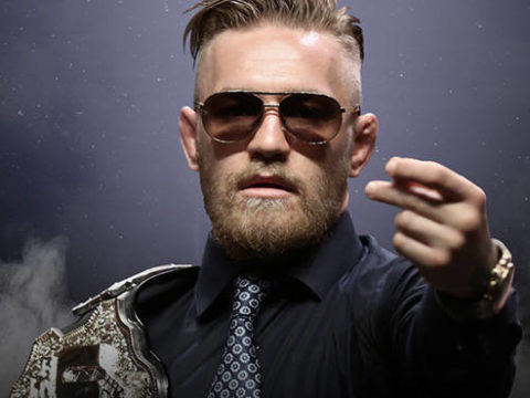 Conor McGregor Signs Contract for Floyd Mayweather Fight