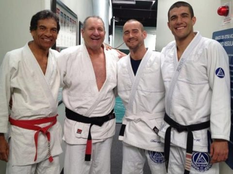 Celebrities and Influencers Give a Boost to BJJ