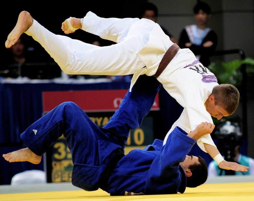 List Of Judo Throws  Doctor insights on HealthTap
