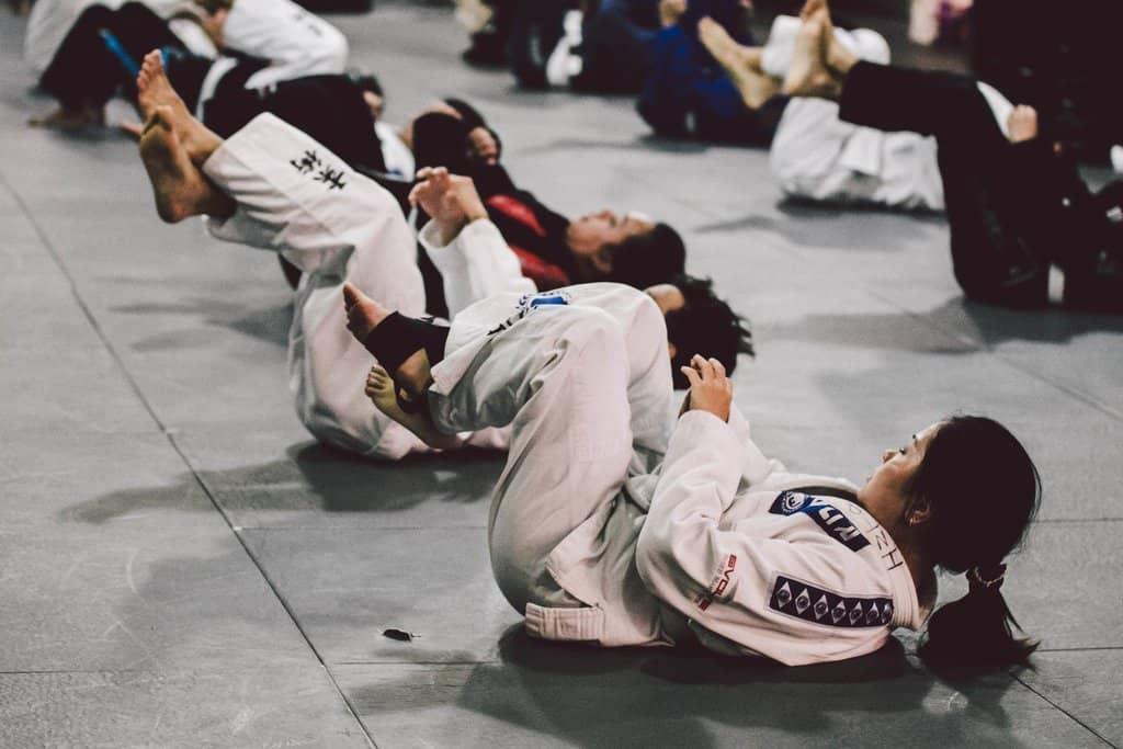 Strengthen Your Core For Better Jiu Jitsu - Attack The Back