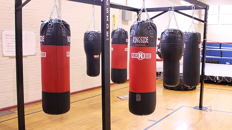 The Best Heavy Bag Stands 2019 Attack The Back