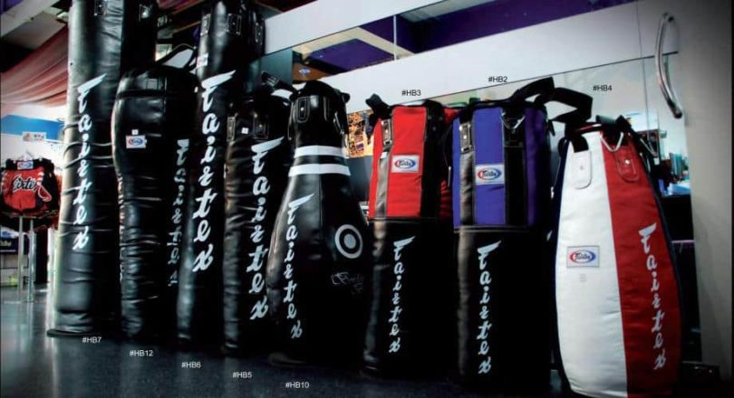 Best Muay Thai Bags 2018
