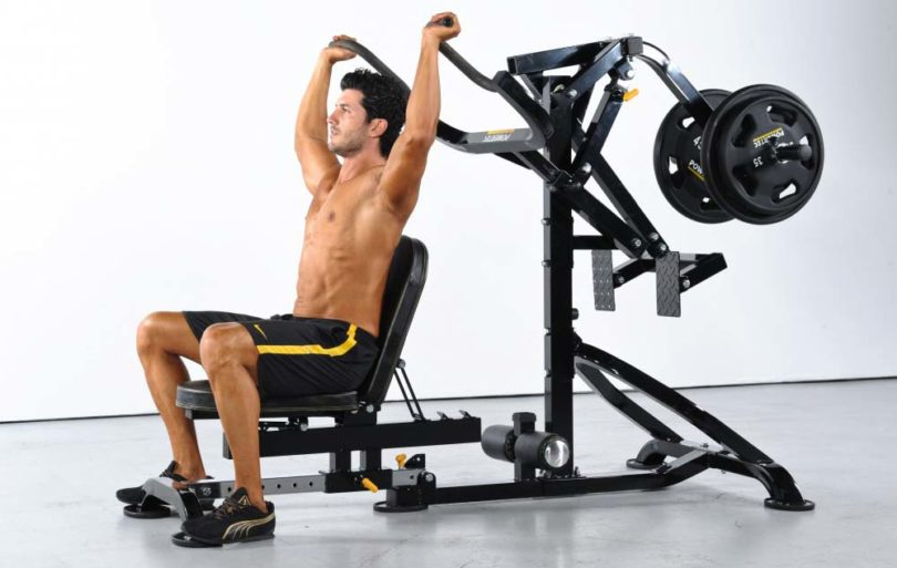 Best home gym machine attack the back
