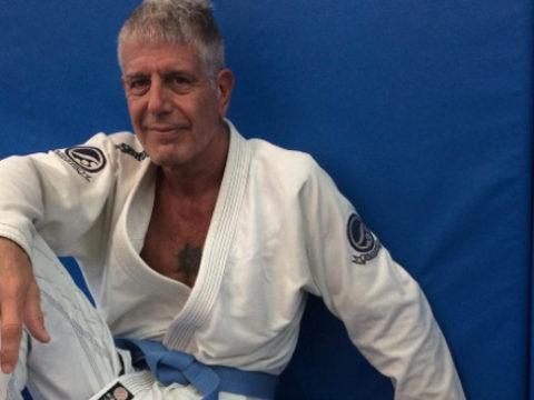 Celebrity Chef & Jiu-Jitsu Advocate Anthony Bourdain dies at 61