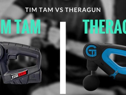 TimTam vs TheraGun Review