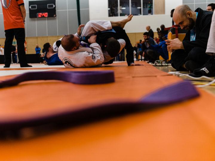 BJJ Purple Belt – The Learning Belt