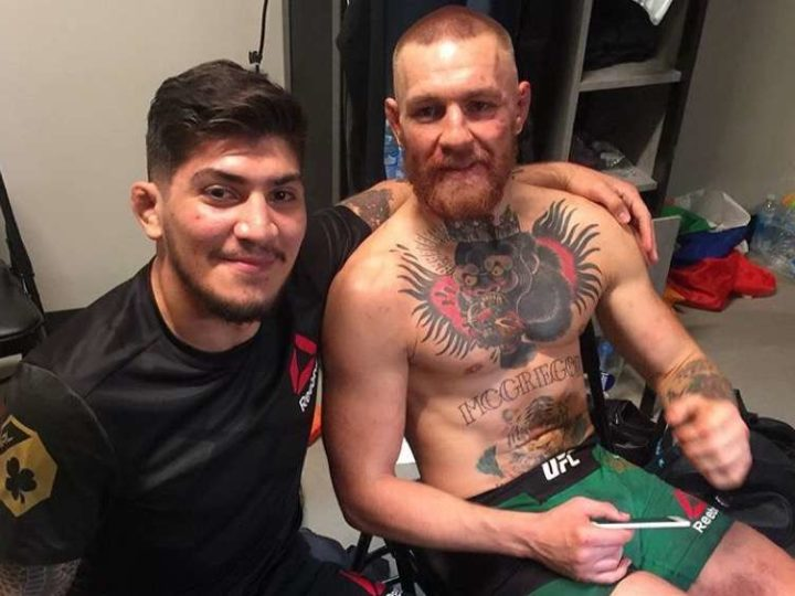 Conor McGregor Chimes in on Dillon Danis' Fine and Suspension after UFC 229