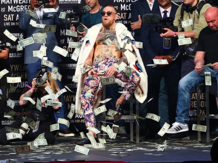 How Much Money Do MMA and UFC Fighters Make A Year?