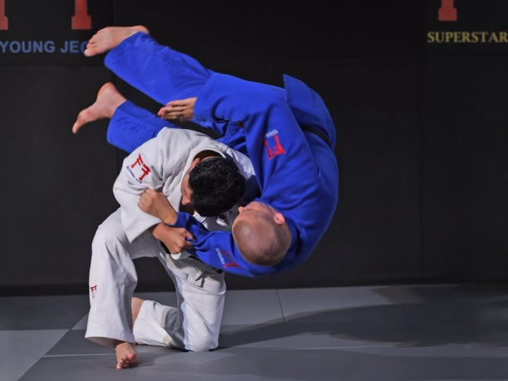 Ippon Seoi Nage (One-Armed Shoulder Throw)