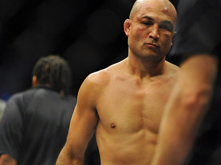 BJ Penn's recent actions shows why fighters need post-retirement care for CTE