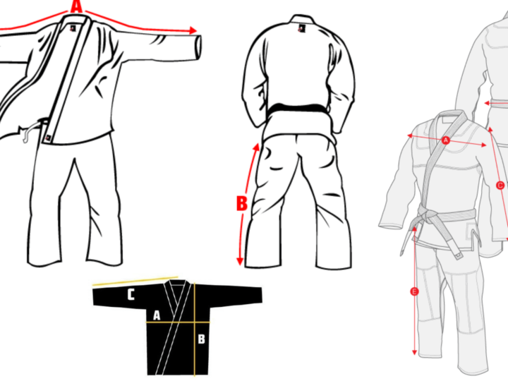 The Definitive Guide to the BJJ Gi Size Chart