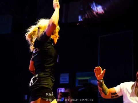 """Third Coast Grappling Features Mixed Gender """"Tag Team"""" Match"""