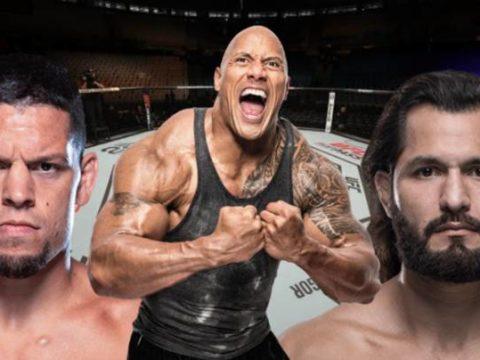 "Dwayne ""The Rock"" Johnson Will Award the BMF Belt at UFC244"