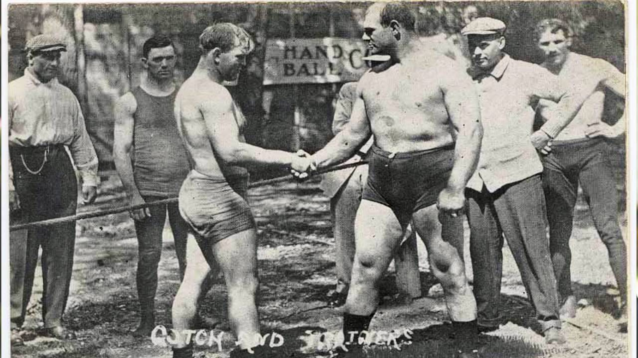 Catch Wrestling – The Grappling Art That Started it All