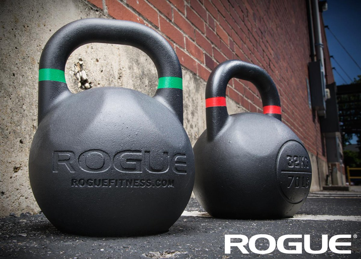 Rogue Competition Kettlebell Review