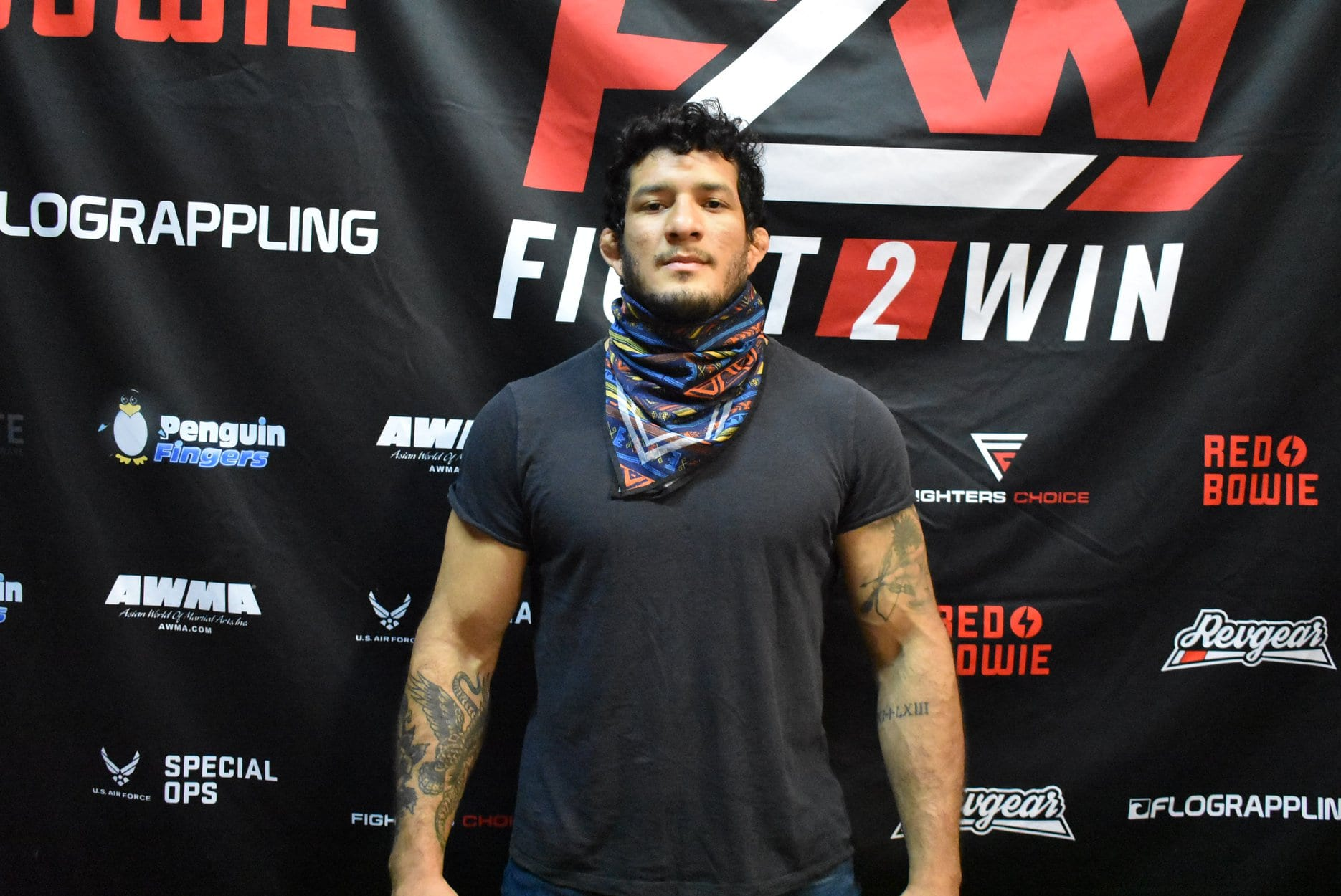 Fight 2 Win 144 Results
