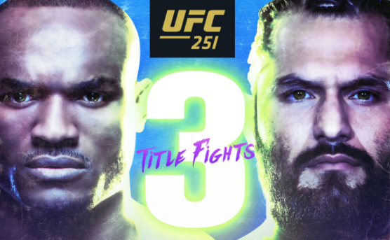 UFC 251 Preview: Usman vs Masvidal – Welcome to Fight Island
