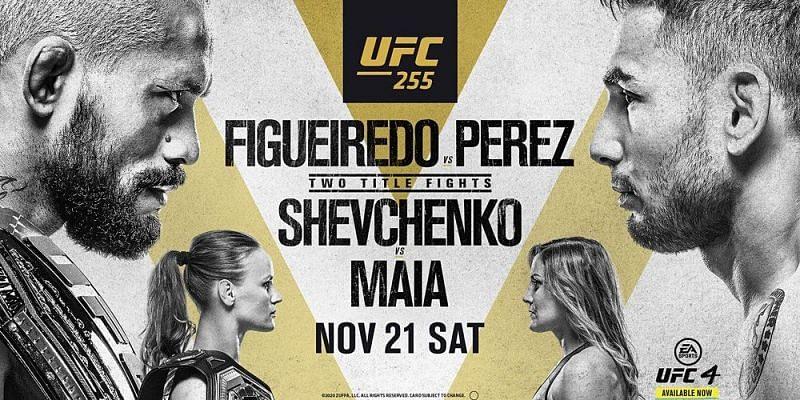 Attack the Breakdown: UFC 255: Figueiredo vs Perez