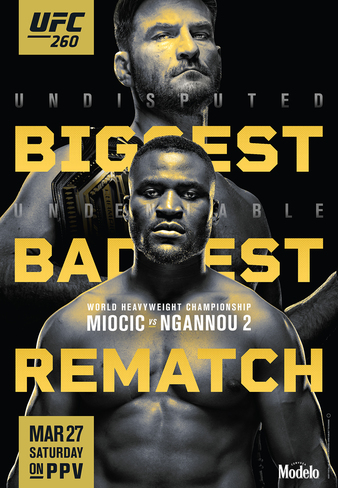 Matchmaking the winners – UFC 260