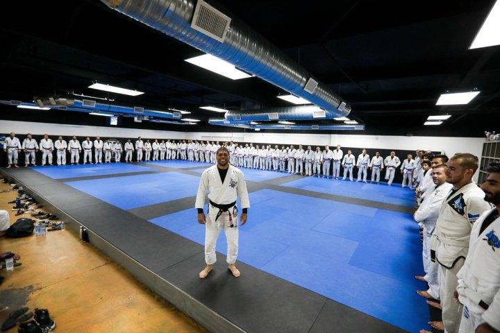 The History of ATOS Jiu-Jitsu