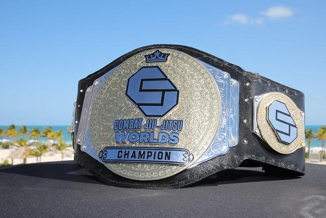 Eddie Bravo announces Combat Jiu Jitsu Welterweight World Championships lineup