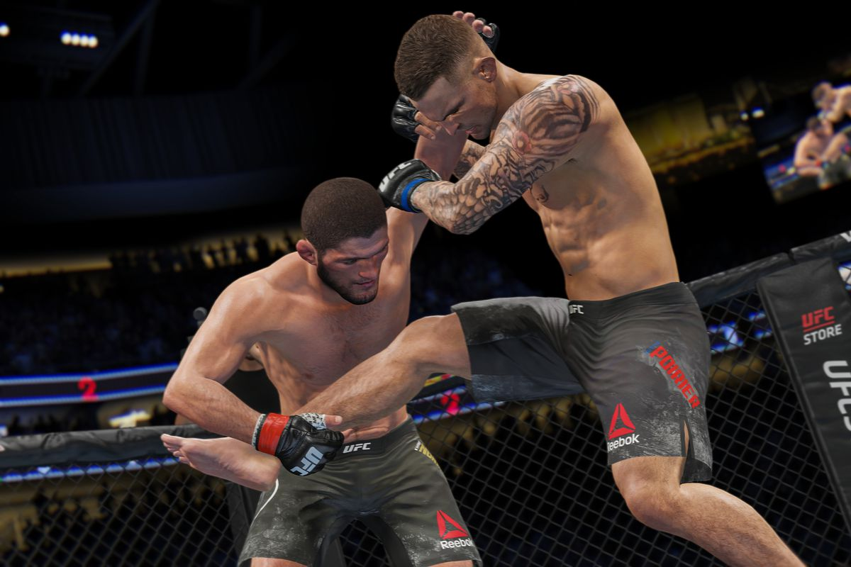 MMA's Influence On Console Fighting Games