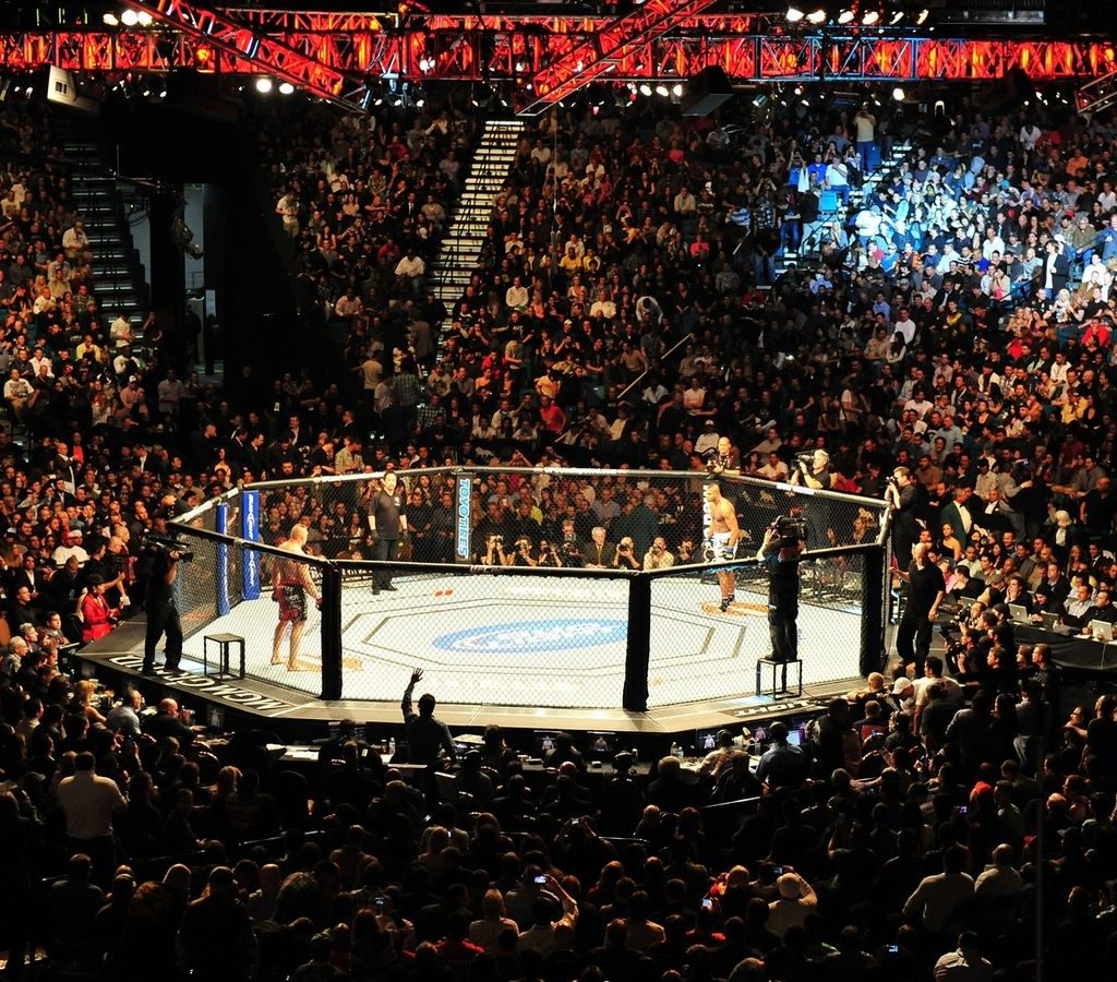 Why the UFC needs to return to Las Vegas ASAP