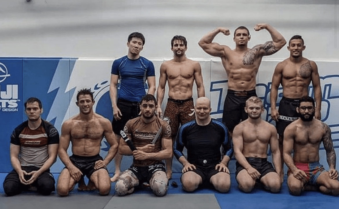 Danaher Death Squad Breaks Up